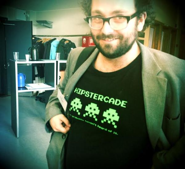 geeky hipstercade