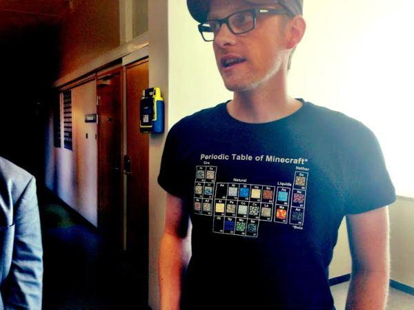 geeky minecraft 2