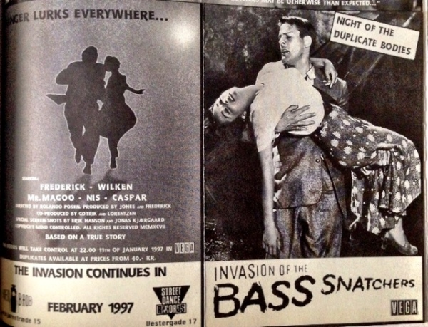 This, though! A masterpiece! Invasion of the Bass Snatchers.