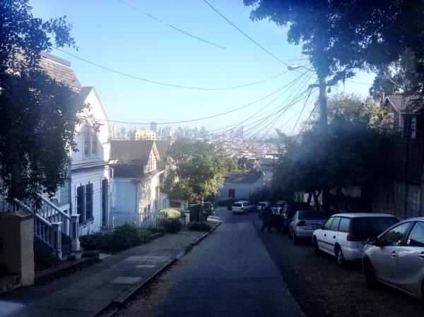 street decline