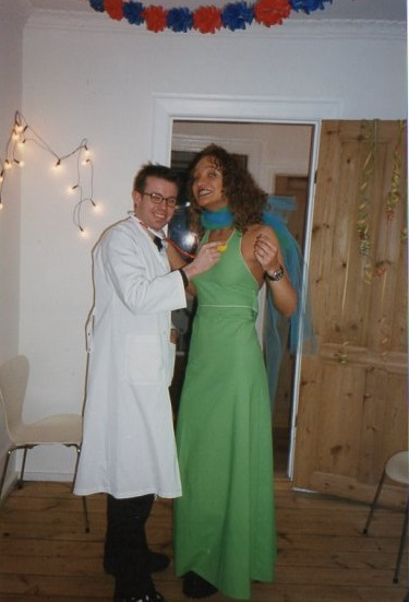 dressup doctor and water