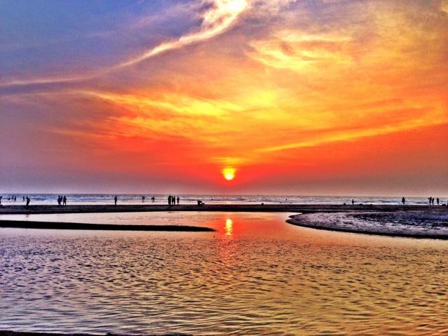 solnedgang mandrem
