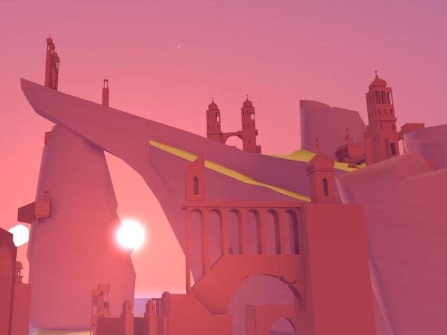 lands end pink