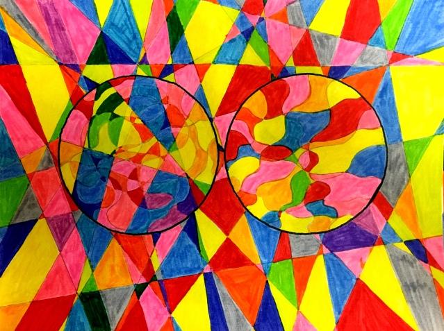 tegning troldmandens briller 11 år